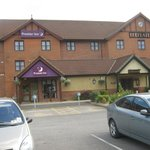 Bild från Premier Inn York North West