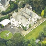 Aerial of Penarwyn House