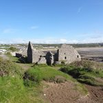 old salt house/Port Eynon beach