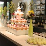 Angelique Euro Cafe - Bridal Shower Event