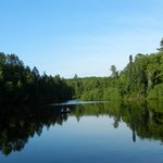 Tahquamenon Falls State Park Campgroundの写真