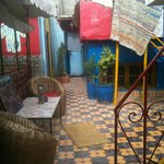 Hostel Riad Marrakech Rouge resmi