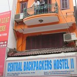 Central Backpackers Hostel resmi