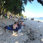 Foto di Alona Kew White Beach Resort
