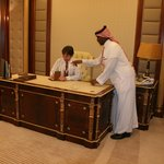 The Ritz Carlton Riyadh resmi