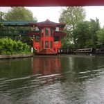 restaurant chinois sur barge !