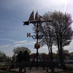 Worlds Largest Weathervane