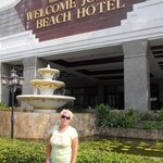 Welcome Jomtien Beach Hotel resmi