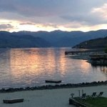 best sunsets on Lake Chelan