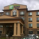 صورة فوتوغرافية لـ ‪Holiday Inn Express Hotel & Suites Syracuse North - Airport Area‬