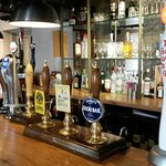 Great selection of beers. Thanks to the Ilchester bar girls