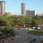 InterContinental Nairobi resmi