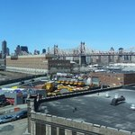 Foto van Wyndham Garden Long Island City Manhattan View Hotel