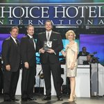 2014 Hotel Of The Year - Award Winner!!