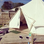 Foto di Little Upton Boutique Belltent