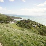 walk to lulworth