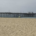 Balboa Pier featuring Rubys at the end!