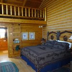 Foto di The Hideout Lodge & Guest Ranch