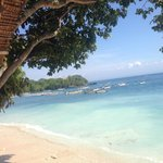 Song Lambung Beach Hut Foto