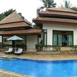 Photo de Nirwana Gardens - Indra Maya Pool Villas