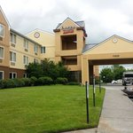 Foto van Fairfield Inn and Suites Portland Airport