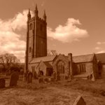 The 'Ghost Town' Widecombe in the Moor