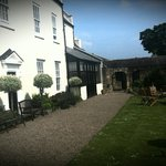 Foto van Hallgarth Manor Country Hotel & restaurant