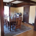 Gorgeous Mission style dining room