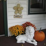 Fall Welcome to the Inn