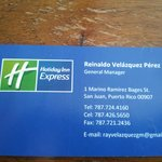 Photo de Holiday Inn Express San Juan Condado