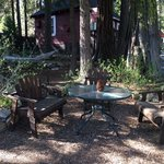 Φωτογραφία: Tahoma Meadows B&B Cottages