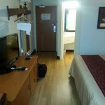 Φωτογραφία: Red Roof Inn Cedar Rapids