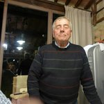 Luciano! Enjoyed his wine and grappa - but even more - his smiles and warm heart