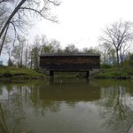 Oldest covered bridge.