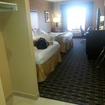 Φωτογραφία: Holiday Inn Express Hotel & Suites Dallas-Medical Center