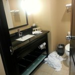 Foto van Holiday Inn Express Hotel & Suites Dallas-Medical Center