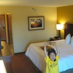 Φωτογραφία: Hampton Inn Newport News-Yorktown
