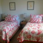 Suite offering the Twin or King option