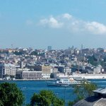 Bosphorus from Septimum