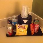 In-Room Snacks
