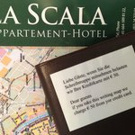 Foto van La Scala Appartment Hotel