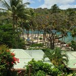 Foto de Marigot Beach Club and Dive Resort