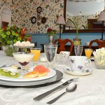 Foto de Birmingham Manor Bed and Breakfast