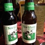 Spotted Cow was a beer selection