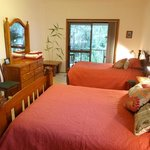 Foto de Peaceful Palms B&B