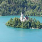 Kompas Hotel Bled - Lake Bled is utterly stunning