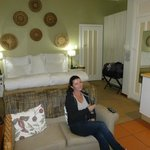 Φωτογραφία: Liz at Lancaster Guesthouse