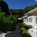 Foto de Hide Away Holiday Apartments