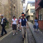 Walking Tour on Little Oxford Streets