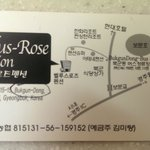 Bellus Rose Pension Hotel resmi